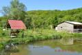 Озеро в селе Голубинка